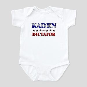 KADEN for dictator Infant Bodysuit