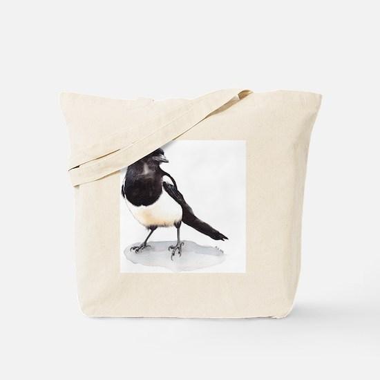 Cute Birder Tote Bag