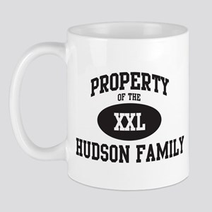 Property of Hudson Family Mug