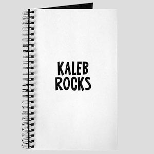 Kaleb Rocks Journal