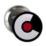 """Nobel Records Button 2.25"""" Button (10 Pack)"""