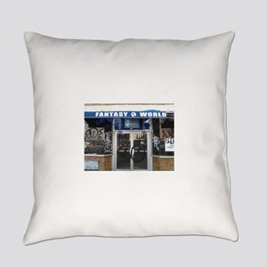 Fantasy World 2 Everyday Pillow