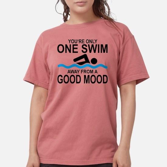 schwimmen Women's Dark T-Shirt