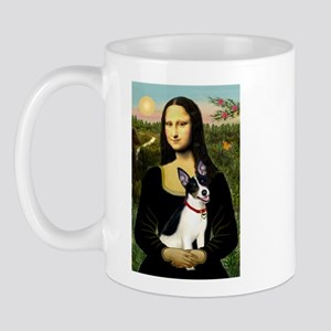 Mona / Rat Terrier Mug