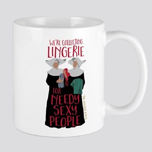Golden Girls Needy Sexy People Mugs