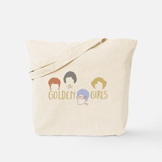 Golden Girls Minimalist Tote Bag
