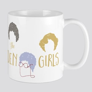 Golden Girls Minimalist Mugs