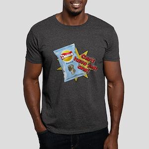 Natural Brindle Danes VS Chips Dark T-Shirt