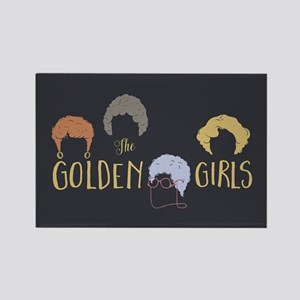 Golden Girls Minimalist Magnets