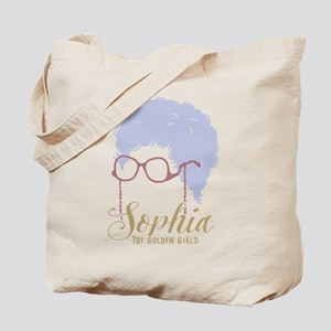 I'm A Sophia Golden Girls Tote Bag