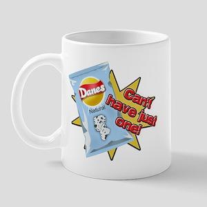 Natural Harl Danes VS Chips Mug