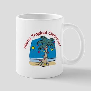 MERRY TROPICAL CHRISTMAS! Mug