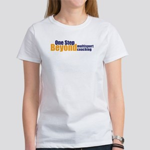 One Step Beyond Women's T-Shirt