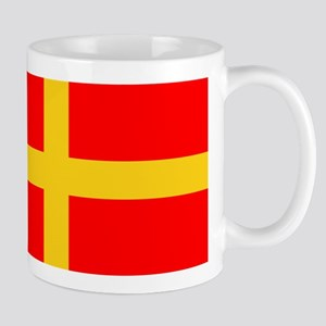 Norges flagg - Flag of Norway Mugs