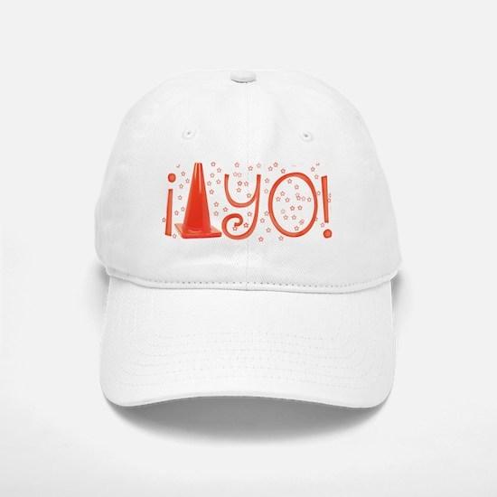 Cone-yo Baseball Baseball Cap