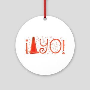 Cone-yo Ornament (Round)
