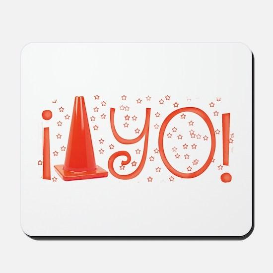 Cone-yo Mousepad