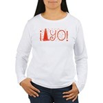 Cone-yo Women's Long Sleeve T-Shirt