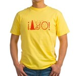 Cone-yo Yellow T-Shirt