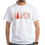 Cone-yo White T-Shirt