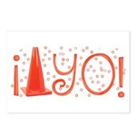 Cone-yo Postcards (Package of 8)