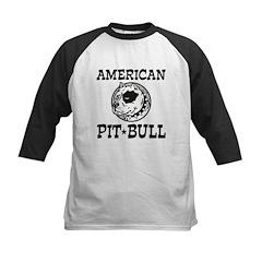 Pit Bull Kids Baseball Jersey