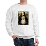 Mona/Pomeranian (#1) Sweatshirt