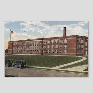 Old East High School Postcards (Package of 8)