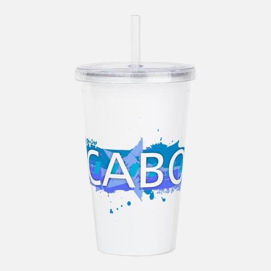 Cabo Acrylic Double-wall Tumbler