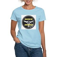 Rookie Driver Women's Light T-Shirt