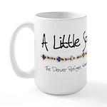 A Little Something Large Mug