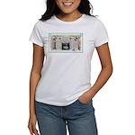 Keeshond - Christmas Women's T-Shirt