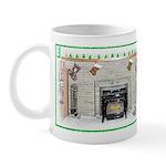 Keeshond - Christmas Mug