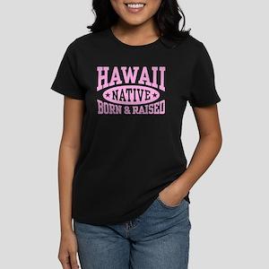 Hawaii Native Women's Classic T-Shirt