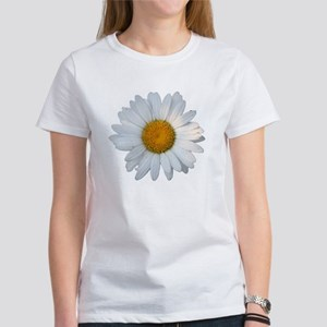 White daisy Women's T-Shirt