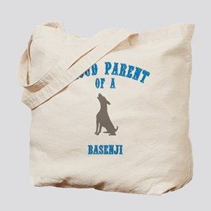 Basenji Tote Bag