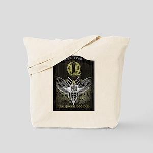 """Queen Bee Pub"" Tote Bag"