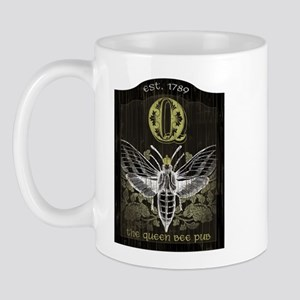 """Queen Bee Pub"" Mug"