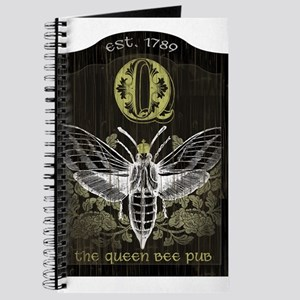 """""""Queen Bee Pub"""" Journal"""
