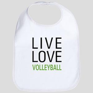 Live Love Volleyball Bib