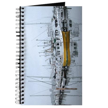 Fishing Bosts #2 Journal