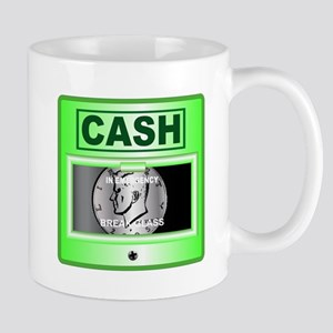 Emergency Half Dollar Mugs