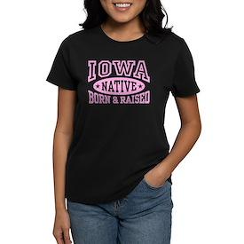 Iowa Native Tee
