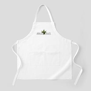 """Stank Dank Leaf Logo"" BBQ Apron"
