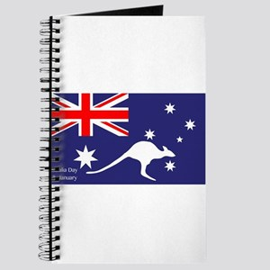 Australia Day Kangaroo Journal