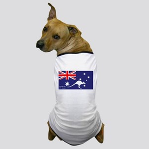Australia Day Kangaroo Dog T-Shirt