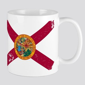Florida State Flag Mugs