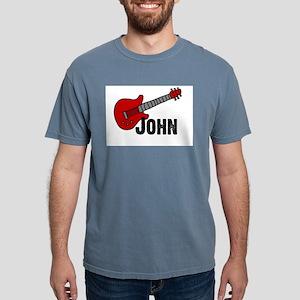 Guitar - John White T-Shirt