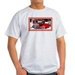 Keeshond - Old Car Christmas Light T-Shirt