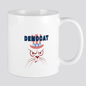 DEMOCAT Mugs